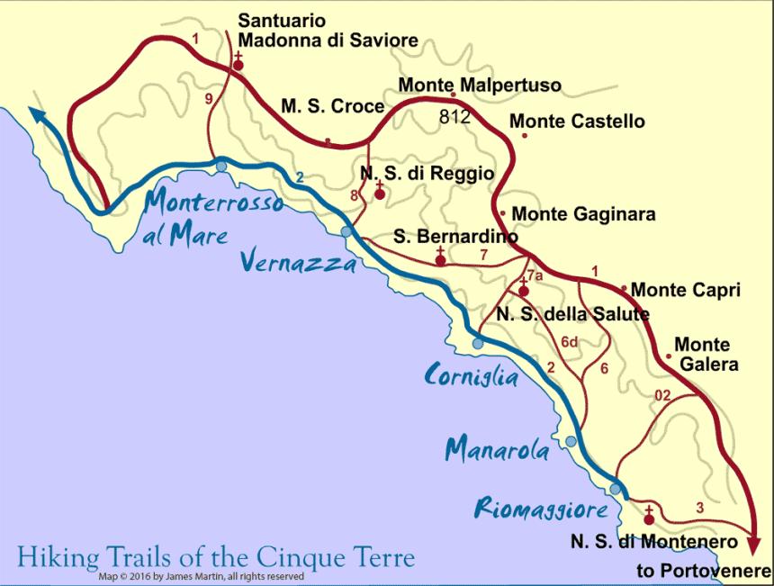 cinque-terre-hiking-map